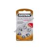 Rayovac Extra Advanced hallókészülék elem típus PR41 6db/csom