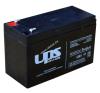 UPS POWER Helyettesítő szünetmentes akku APC Back-UPS ES 550 ES550 szünetmentes áramforrás