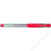 UNI Zseléstoll, 0,38 mm, kupakos, UNI UM-151, piros (TU15121)
