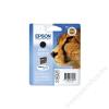 Epson T07114011 Tintapatron Stylus D78, D92, D120 nyomtatókhoz, EPSON fekete, 7,4ml (TJE71140)