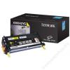 Lexmark 560H2YG Lézertoner X560n nyomtatóhoz, LEXMARK sárga, 10k (TOLOX560YH)