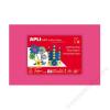APLI Moosgumi, 400x600 mm, APLI Eva Sheets, rózsaszín (LCA12757)