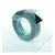 DYMO Feliratozógép szalag, 9 mm x 3 m, DYMO 3D, fekete (GD524709)