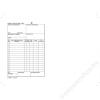 VICTORIA Nyomtatvány, szállítólevél, 50x3, A5, VICTORIA B.10-70 (NVB1070503A5)