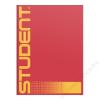 ICO Füzet, tűzött, A4, kockás, 32 lap, ICO Student (TICSFK)