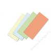 VICTORIA Elválasztócsík, karton, VICTORIA, citromsárga (IDPCS04)