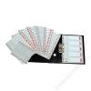 ESSELTE Regiszter, műanyag, A4, 1-5, ESSELTE, szürke (E100103)