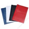 VICTORIA Gyorsfűző, kemény hátlappal, PVC, A4, VICTORIA, fekete (IDGYVK03)