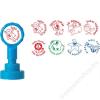 COLOP Bélyegző, motivációs, Hiányos házi feladat!, COLOP N43-kék, zöld (IC18034309)