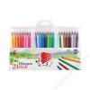 ICO Filctoll készlet, 1 mm, ICO Süni 300, 24 különböző szín (TIC30024V)