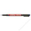 EDDING Alkoholos marker, OHP, 1 mm, EDDING 142 M, kék (TED14231)