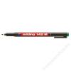 EDDING Alkoholos marker, OHP, 1 mm, EDDING 142 M, zöld (TED14241)