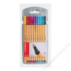 STABILO Tűfilc készlet, 0,4 mm, STABILO Point 88, 10 szín (TST8810)