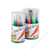 ICO Ecsetirón készlet, ICO XXL, 10 szín (TICEXXL10V)