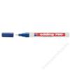 EDDING Lakkmarker, 0,8 mm, EDDING 780, kék (TED780K)