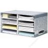 FELLOWES Irattároló, asztali, karton, BANKERS BOX® SYSTEM by FELLOWES® (IFW08750)