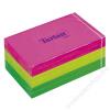 TARTAN Öntapadó jegyzettömb, 127x76 mm, 100 lap, 6 tömb/cs, TARTAN, vegyes (LPT12776N)