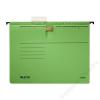 Leitz Függőmappa, gyorsfűzős, karton, A4, LEITZ Alpha, zöld (E19840055)