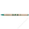 ICO Golyóstoll, kupakos, papír tolltest, ICO Green, kék (TICGRP40)