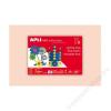 APLI Moosgumi, 400x600 mm, APLI Eva Sheets, testszínű (LCA12759)
