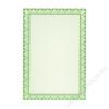APLI Oklevélpapír, A4, 115 g, APLI, smaragdzöld (LCA11971)