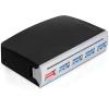 DELOCK 4 port USB 3.0 Hub, 1 port USB power internal / external 61898