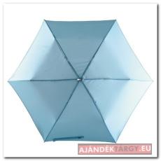 Szuper lapos mini esernyő, világos kék