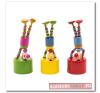 Crazy clowns retro játék, 3 különböző színben kreatív és készségfejlesztő