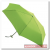 Szuper lapos mini esernyő, világos zöld