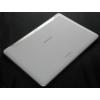 Samsung P7510 Galaxy Tab 10.1 hátlap (akkufedél) fehér (16GB)*