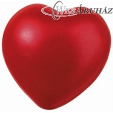 . Stresszlevezető, szív alakú fitness labda