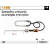 Beta 1499 sztetoszkóp, acélszonda és fülhallgató, nylon nyéllel