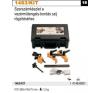 Beta 1463/KIT szerszámkészlet a vezérműtengely-bordás szíj rögzítéséhez szerszámkészlet