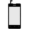 Huawei Y300 Ascend érintőplexi fekete*