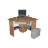 Lux sarok számítógépasztal