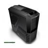 """Zalman Z11 Midi Black Black, 4x5, 25"""", 1x3, 5"""", ATX, Midi Tower, 4xUsb, Audio, Táp nélkül, 260x498x525mm"""