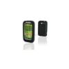 utángyártott Telefonvédő gumi / szilikon FEKETE [HTC Wildfire S (A510e), Red Bull Mobile HTC Wildfire S]