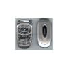utángyártott Előlap Ezüst [Samsung SGH-X450]