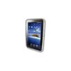 utángyártott Telefonvédő gumi / szilikon FEHÉR [Samsung P1000 Galaxy Tab, Samsung P1010 Galaxy Tab]