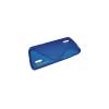 utángyártott Telefonvédő gumi / szilikon (S-line) KÉK [LG E960 Nexus 4]