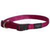 Rogz Alpinist pink nyakörv M nyakörv, póráz, hám kutyáknak