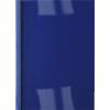 Conrad GBC ThermaBind Business Line LeatherGrain sötétkék hőkötő borító, gerincvastagság: 4 mm, lapkapacitás 40 lap, kiszerelés: 100 db, GBC IB451027