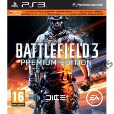 Electronic Arts Battlefield 3 Premium Edition /Ps3 videójáték