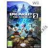Disney Interactive Disney Epic Mickey 2 + Ajándék póló /Wii