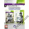 Ubisoft Tom Clancy's Compilation - Future Soldier & GRAW 2 (Kinect támogatás) /X360