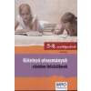 - KÖTELEZŐ OLVASMÁNYOK RÖVIDEN FELSŐSÖKNEK - 5-8. OSZTÁLY
