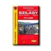 SZILÁGY MEGYE ATLASZA - 289 TELEPÜLÉS TÉRKÉPE -