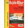 HAJDÚ-BIHAR MEGYE ATLASZA - 82 TÉRKÉP - INFORMÁCIÓK