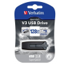 Verbatim Pendrive, 128GB, USB 3.0, 80/25 MB/sec, VERBATIM