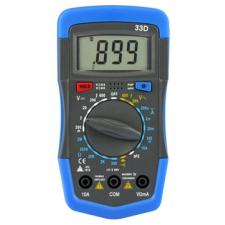 HoldPeak HOLDPEAK 33D  Digitális multiméter mérőműszer